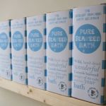 Pure Cornish Seaweed Bath Salts (2 x 100g)